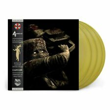 Resident Evil 4 Collector's Edition Vinyl Record Soundtrack 4 LP Muddy Gold VGM