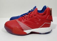 Adidas T-Mac Millennium 2004 All Star Mens Basketball Shoes Red Blue Size 8