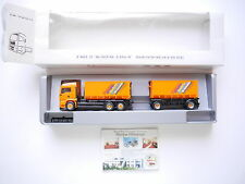 HZ MAN TG 460 A Container POWER COMFORT SAFETY .. DESIGN Herpa / M.A.N. 1:87 H0!