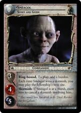 1x LOTR Lord of the Rings TCG 11RF6 Smeagol, Scout and Guide FOIL