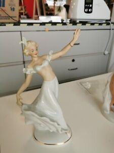 Schaubach Kunst Ballerina Tänzerin Limitiert 1202 Selten Top Ausführung!