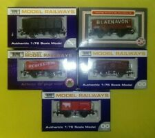 Assorted Dapol private-owner mineral wagons (OO gauge)
