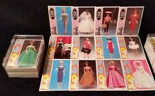1991 ACTION/PANINI ANOTHER FIRST FOR BARBIE TRADING CARD SET OF 1-100 CARDS *