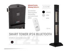 Infrarotstrahler Burda Smart Tower, 3000 Watt, Steuerung Handy APP -  schwarz