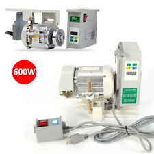 New Listing600w Brushless Servo Motor Energy Saving Mute For Industrial Sewing Machine 110v