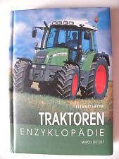 Livre tracteur en allemand TRAKTOREN ENZYKLOPADIE