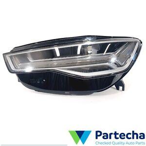 AUDI A6 2010 - on MATRIX Full LED Headlight Headlamp Left 4G0941035 LHD OEM