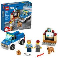 Lego City Police Dog Unit 60242 Sealed Box New