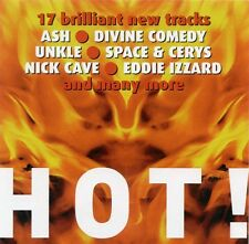 HOT! ~ Various, 17 Tracks ~ CD Album ~ EC!