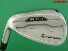 NEW TaylorMade SLDR Approach/Gap Wedge AW/GW KBS C-Taper 90 Stiff Left Hand MLH