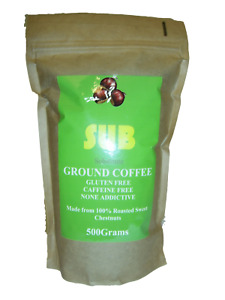 SUB Ground Coffee Substitute (Chestnut) Hand-made English produce