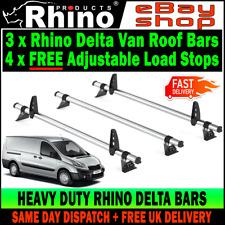 M-WAY Menabo Aero Fit Roof Rack Space Bars Rails for PEUGEOT 208 5 Door 12/>15