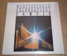 ZAMFIR - Meditations & Celebrations - Mercury 420 042-1 SEALED