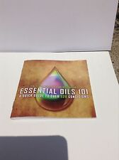 Essential Oils 101 A Quick Guide to Over 320 Conditions 31 pg booklet NEW