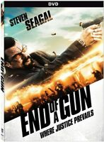 End Of A Gun [New DVD]