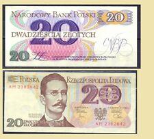 20 złotych -1982  ..P149b....UNC