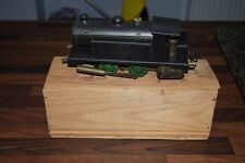 BOWMAN 300 O GAUGE LIVE STEAM LOCOMOTIVE LOCO ENGINE TRAIN boxed black