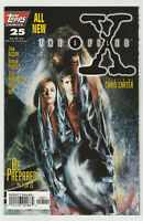 X-FILES  -  ISSUE # 25   -  TOPPS COMICS 1997