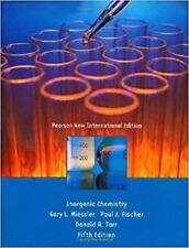Inorganic Chemistry 5e by Donald A. Tarr, Paul J. Fischer and Gary L. Miessler