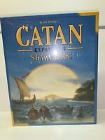 NEW Catan: Seafarers Game Expansion for Settlers 5th Edition 3073 Krause Teuber