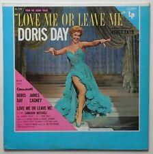 "DORIS DAY ~ ""LOVE ME OR LEAVE ME"" (SOUNDTRACK) ~ 1963 US 12-TRACK MONO LP RECORD"