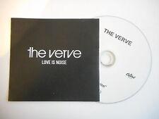 THE VERVE : LOVE IS NOISE [ FRENCH EMI CD SINGLE PROMO PORT GRATUIT ]