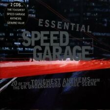 Essential Speed Garage (1998) Rosie Gaines, Scott Garcia feat. Mc Style.. [2 CD]