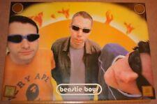 Jumbo Giant Beastie Boys Hello Nasty Era Import Uk Poster Gpr 3128 rap hip-hop