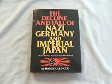 #RR. MILITARY  BOOK - WWII DECLINE OF GERMANY & JAPAN