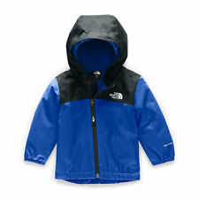 Nwtthe North Face Infant Boy Warm Storm Lined Jacket Blue 6-12 months