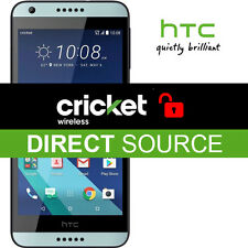 FAST CRICKET WIRELESS USA UNLOCK CODE SERVICE FOR HTC DESIRE 550 DESIRE 625 626S