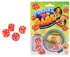 Zauberwürfel Glückswürfel Gezinkter Würfel Wuerfel Trickwürfel würfelt 7 oder 11