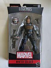 Marvel Legends Winter Soldier 6in. Action Figure - Crimson Dynamo Wave