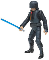 Star Wars Power Of The Jedi Obi-Wan Kenobi Jedi Training Action Figure