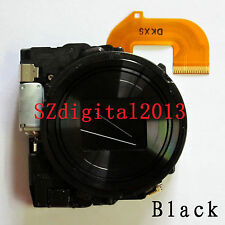 NEW Lens Zoom For Sony Cyber-shot DSC-WX350 Digital Camera Repair Part Black
