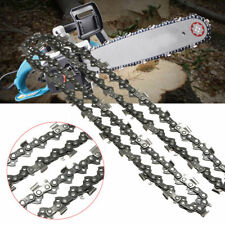20'' Inch Chainsaw Saw Chain 325 pitch 0.058'' gauge 76DL Drive Links Hard Metal