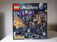 LEGO ULTRA AGENTS 70172 AntiMatter's Portal Hideout -New Unopened Factory Sealed