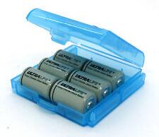 6 x ULTRALIFE 1/2 AA in BOX Batterie LS14250 3,6V 1200mAh Li-SOCl2