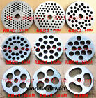 #12 Type Meat Grinder Plate 3-18mm Manganese Steel Knife For Mixer Food Chopper
