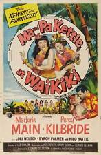 MA AND PA KETTLE AT THE FAIR Movie POSTER 27x40 Marjorie Main Percy Kilbride