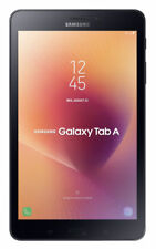 Samsung Galaxy Tab A SM-T385 16GB, Wi-Fi + 4G, 8in - Black Tablet