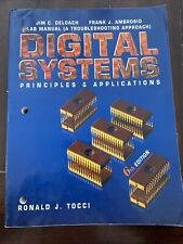 Digital Systems Principles & Applications 6th Edition Ronald J Tocci Excellent