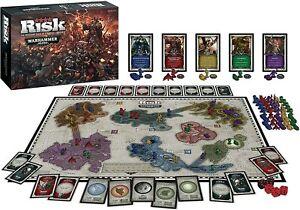Risk Warhammer 40,000 40k Strategy Board Game