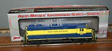 Atlas Silver Master HO GP38 Low Nose East Penn Railroad GMTX #2801 Item #HTM2801