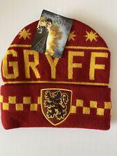 LootCrate Wizarding World Exclusive Harry Potter Gryffindor Winter Hat Beanie