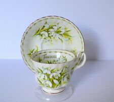 Royal Albert Flower Of The Month Cup & Saucer Set
