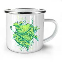 Octopus Beast NEW Enamel Tea Mug 10 oz | Wellcoda