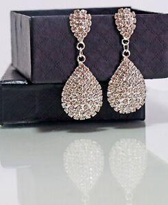 Sparkly, Diamante Earrings
