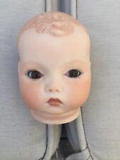 Bisque Doll Head