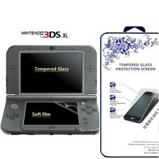 New Nintendo 3DS XL / 3DS XL Tempered Glass Screen Protector (Top), Clear Film